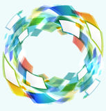 Abstract colorful background. EPS10 Royalty Free Stock Photo