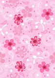 Abstract colorful background . Floral Royalty Free Stock Images