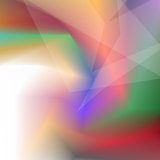 Abstract colorful background. With geometric pattern Stock Images