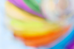 Abstract colorful background from glass Stock Photo