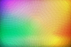 Abstract colorful background. Background with colorful gradients with white transparent circles Stock Image