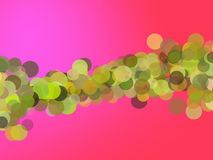 Abstract colorful background illustration Royalty Free Stock Images