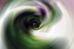 Abstract colorful background, like an apple of eye. Rotation, blur; spring mood royalty free stock photo