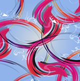 Abstract colorful background.Modern design pattern Stock Image