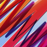 Abstract colorful background.Modern design pattern Royalty Free Stock Image
