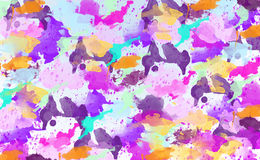Abstract colorful background Stock Photography