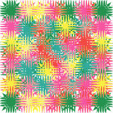 Abstract colorful background. Motion style Royalty Free Stock Photos