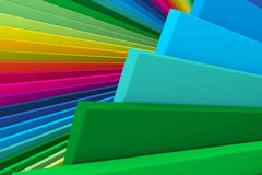Abstract colorful background stock illustration
