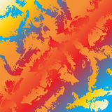 Abstract colorful background Rainbow colors Royalty Free Stock Image