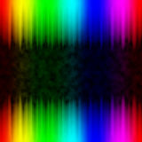 Abstract colorful background with rainbow spectrum colors. And smoky copy space for text. Website or billboard design idea Stock Photos