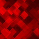 Abstract colorful background from squares Stock Images