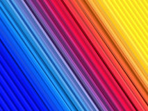 Abstract colorful background with straight lines stripes. Rainbow colors. Design for business mockups templates Royalty Free Stock Photography