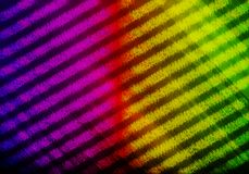 Abstract colorful background with stripe pattern. Simple modern illustration presenting an abstract colorful background with stripe pattern royalty free stock images