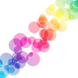 Abstract colorful background - vector Stock Photo