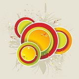 Abstract colorful background. Royalty Free Stock Images
