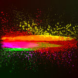 Abstract colorful background. Vector illustration. Stock Images