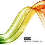 Abstract colorful background. Vector illustration Stock Photography