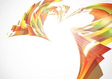 Abstract Colorful Background. Royalty Free Stock Photography