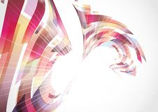 Abstract Colorful Background. Vector Illustration. Eps 10 Royalty Free Stock Photo