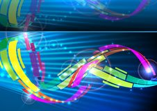 Abstract Colorful Background. Vector Illustration. Eps 10 royalty free illustration