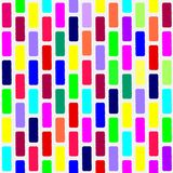 Abstract Colorful background.vector illustration. pattern with colourful vertical lines stock illustration