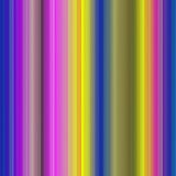 Abstract colorful background with vertical lines. In yellow, blue, pink and violet hues Royalty Free Illustration