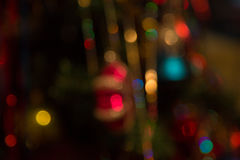Abstract Colorful Background With Warm Colors. Bokeh Lights Out. Abstract Colorful Background With Warm Orange, Red, Yellow Colors. Bokeh Lights Out Of Focus Royalty Free Stock Photography
