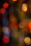 Abstract Colorful Background With Warm Colors. Bokeh Lights Out Royalty Free Stock Images