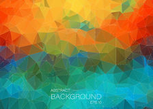 Abstract colorful background for web Design Royalty Free Stock Photos
