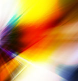 Abstract colorful background. Abstract background in yellow, red and blue colors Royalty Free Stock Photography