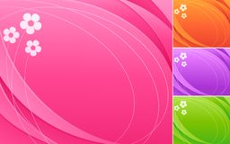 Abstract colorful backgrounds. Stock Photo