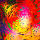 Abstract colorful backgrounf. Colorful abstract bright background. Wallpaper. Decorative design texture Royalty Free Stock Photo