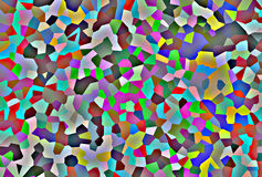 Abstract colorful backgrounf Stock Image