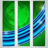 Abstract Colorful Banner. Vector Illustration. Eps 10 Royalty Free Stock Photos