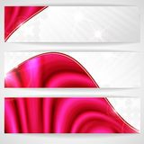 Abstract Colorful Banner. Vector Illustration. Eps 10 Royalty Free Stock Photo