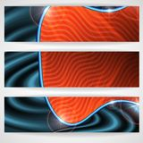 Abstract Colorful Banner. Vector Illustration. Eps 10 vector illustration