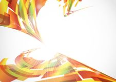 Abstract Colorful Bckground. Vector Illustration. Eps 10 Royalty Free Stock Photography