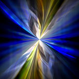 Abstract colorful beam of light background. Stock Photography