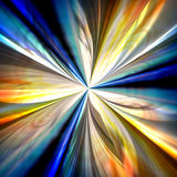 Abstract colorful beam of light background. Royalty Free Stock Photo