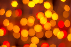 Abstract colorful big background with bokeh lights Royalty Free Stock Photography