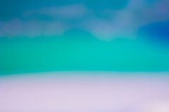 Abstract colorful blurred background Royalty Free Stock Photography