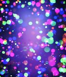 Abstract colorful blurred lights for festive background. Design such as christmas or other seasonal holidays,3d illustration vector illustration