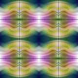 Abstract colorful blurred smooth background Stock Photography
