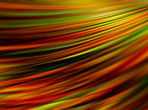 Abstract colorful blurry rays. Stock Photos