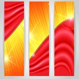 Abstract Colorful Bnner. Abstract Colorful Banner. Vector Illustration. Eps 10 Royalty Free Stock Photos