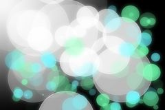 Abstract colorful bokeh background Royalty Free Stock Photo