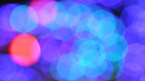 Abstract colorful bokeh background Stock Photo