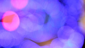 Abstract colorful bokeh background Royalty Free Stock Images