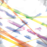 Abstract colorful bright white background Royalty Free Stock Photography