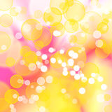 Abstract colorful bubbles background Royalty Free Stock Photo